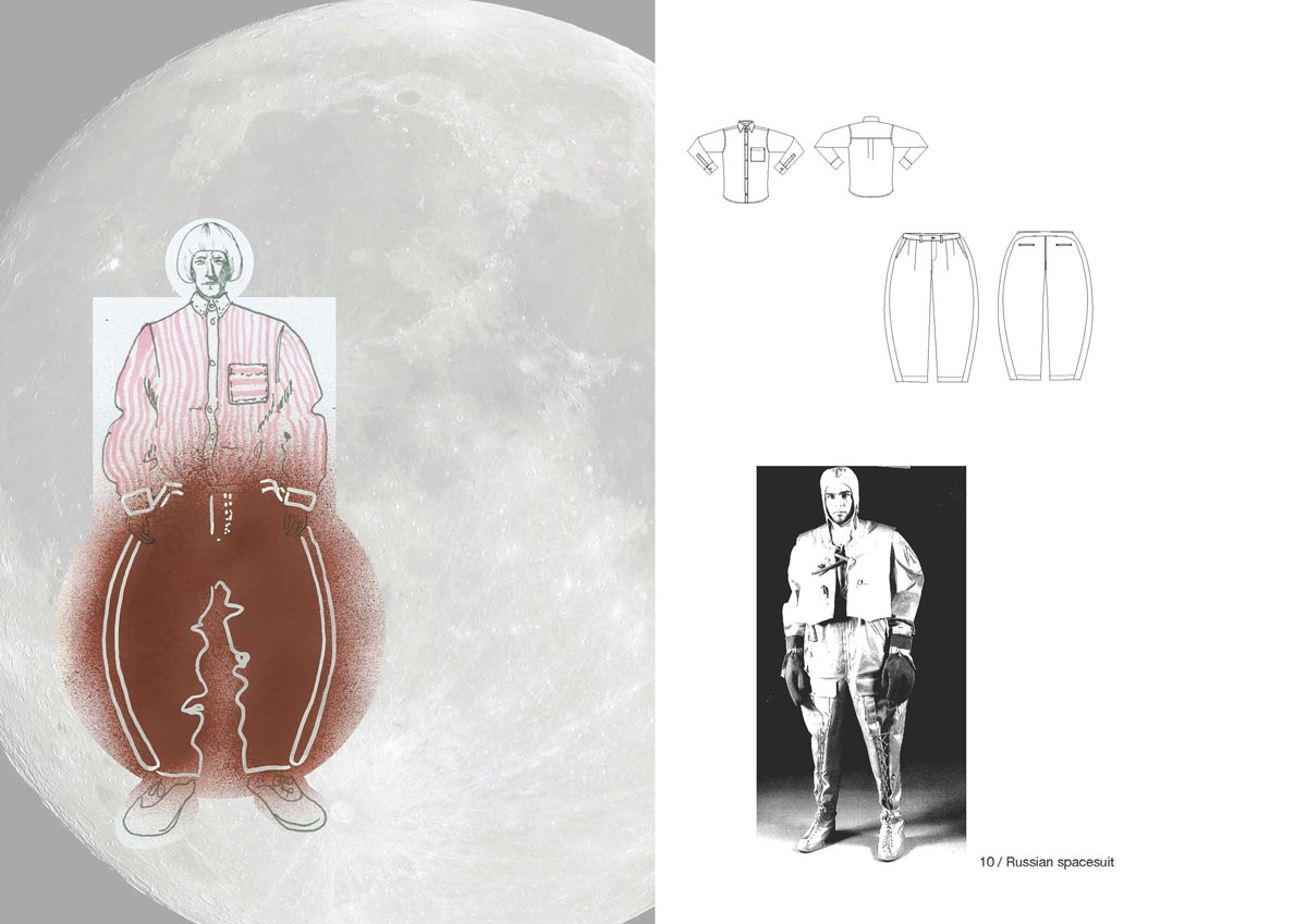 maria michael onnerboegs fashion designer menswear jewelry necklace plexiglas acrylglas portfolio work out of space
