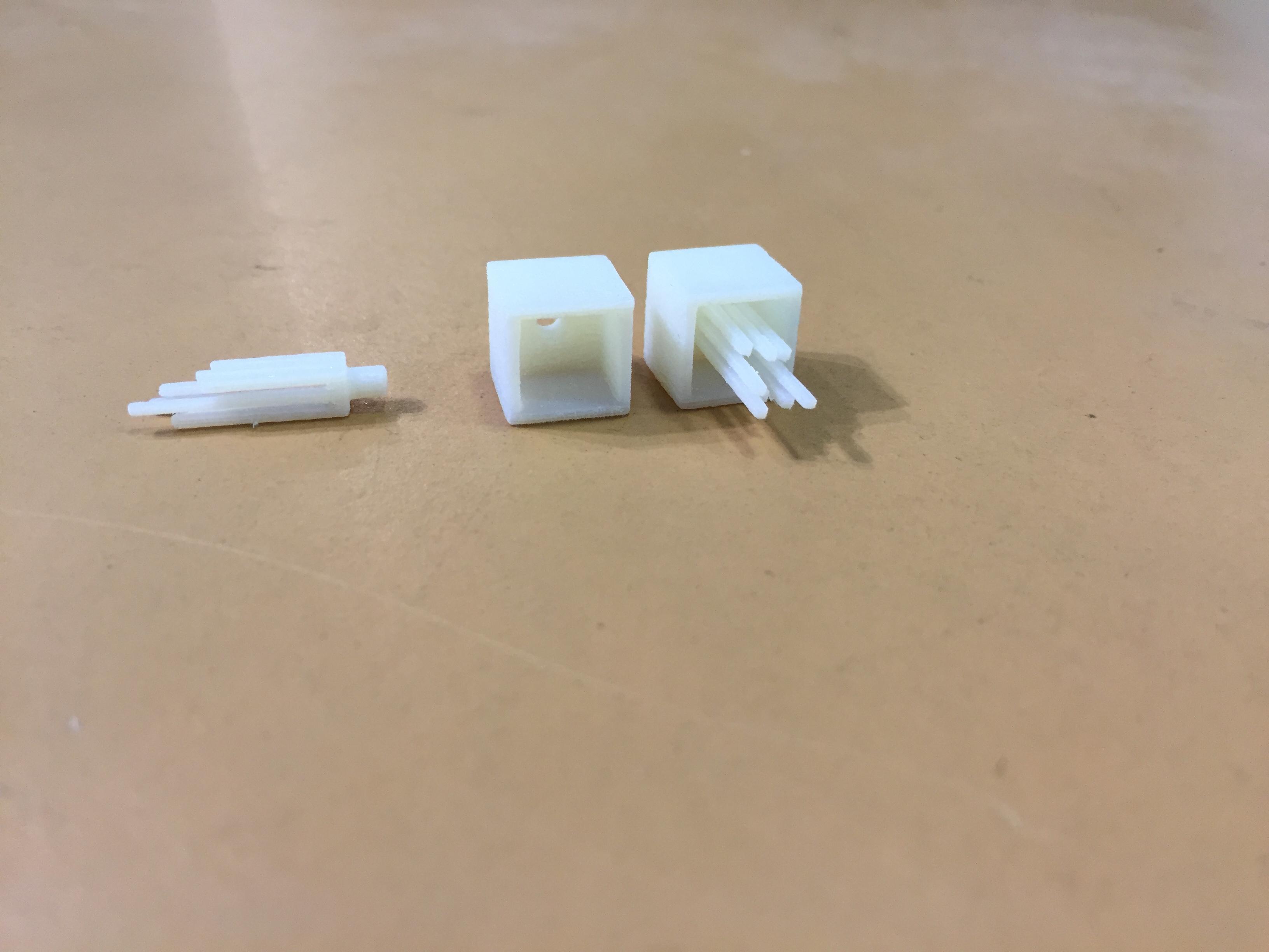 3D print boxjellyfish