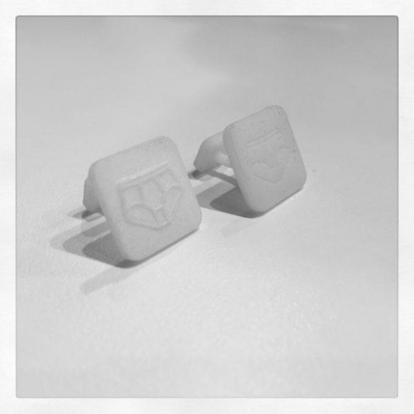 Cufflinks Prototype Instagram